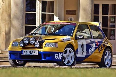renault clio rally car renault clio maxi kit car renault pinterest kit cars