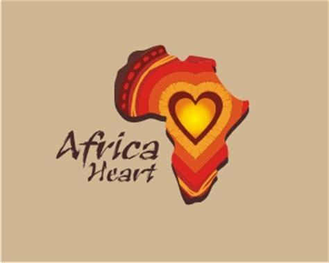 design a logo south africa africa heart designed by myste brandcrowd