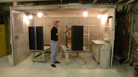 cabinet shop spray booth woodworking spray booth pdf woodworking