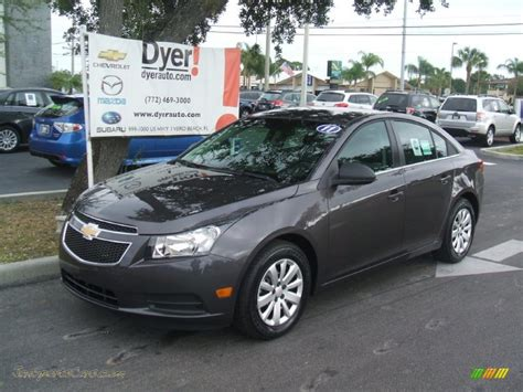 chevy cruze grey 2011 chevrolet cruze ls in taupe gray metallic 130578