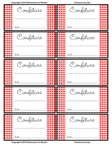 jelly jar label template nostalgic jelly jar labels printable free