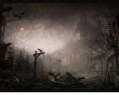 dark village wallpaper new art funny wallpapers jokes dark fantasy wallpapers