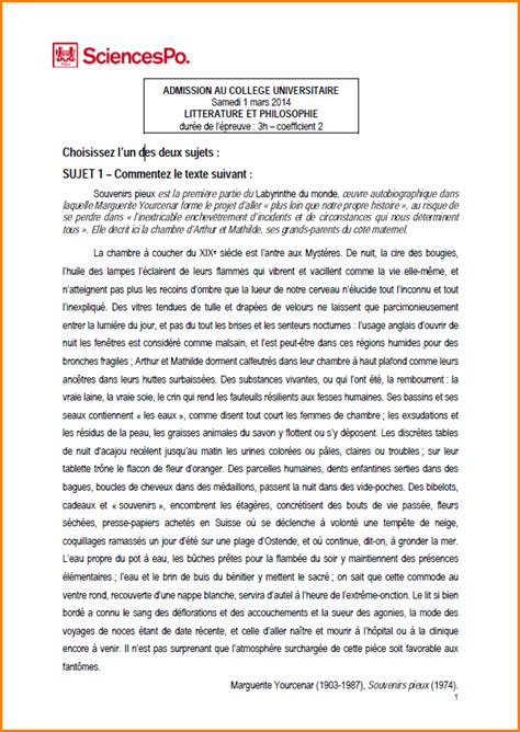 Conseils Lettre De Motivation Sciences Po 7 exemple lettre de motivation sciences po modele de facture