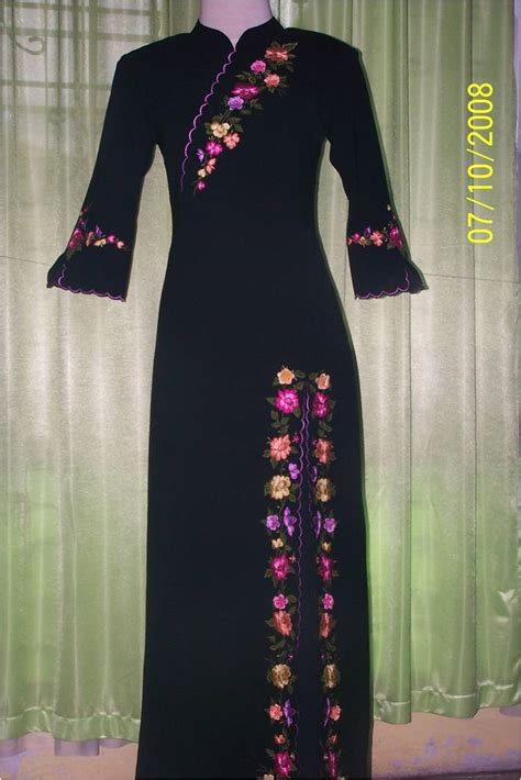 model baju bordir muslima clothing gallery 2011 model baju bordir