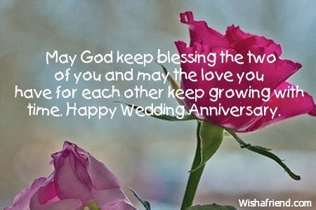 Wedding Anniversary Wishes And Blessings anniversary wishes