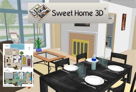 Telecharger Sweet Home 3d