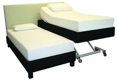 electric recliner beds i care companion bed non electric recliner specialist