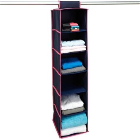 buy hanging closet organizer s from bed bath beyond