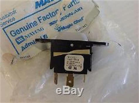 jenn air downdraft range fan switch vintage stove parts 71001563 jenn air downdraft range fan
