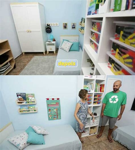 decoração quarto infantil compartilhado quarto compartilhado