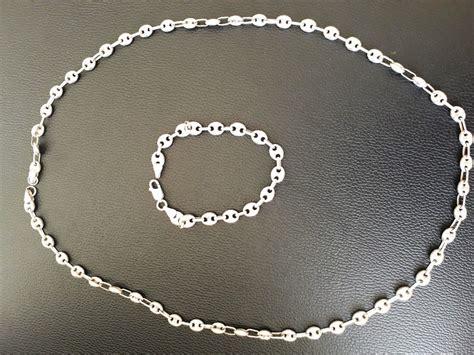 cadenas modelo gucci cadena de plata tejido gucci pulsera de plata tejido