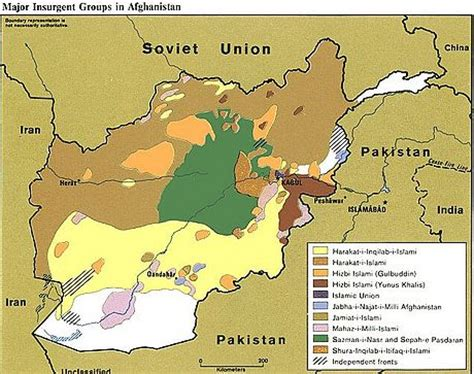 map of soviet afghan war 1979 the end of the cold war and the of unintended