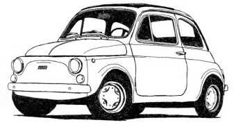 La Mitica Fiat 500