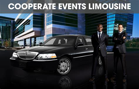 Corporate Limousine by Corporate Events Limousine