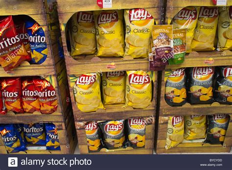 Tasty Lotions Just In Time For by Frito Lay Stock Photos Frito Lay Stock Images Alamy