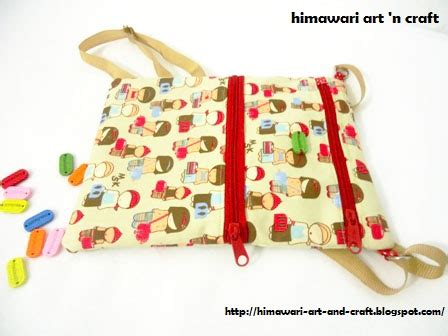 Wallet Dompet 2 Lipat Consina Dsc 096 himawari n craft zippie bag
