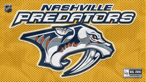 NHL Nashville Predators Logo Yellow wallpaper 2018 in Hockey