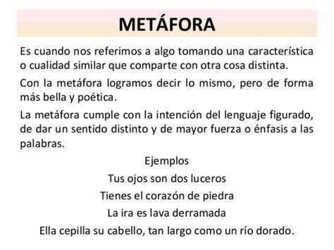 poemas con metafora y simil leer y escribir poemas tomando como referente los