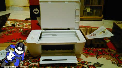 Tinta Printer Hp 1515 Unboxing Dan Review Singkat Printer Hp Deskjet 1515