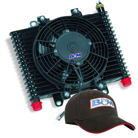 b m cooler with fan b m hi tek automatic trans fluid cooler cooling system