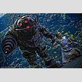 Bioshock Big Daddy Concept Art | 900 x 600 jpeg 679kB