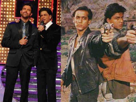 film india karan arjun will hrithik roshan do karan arjun 2 with shahrukh khan