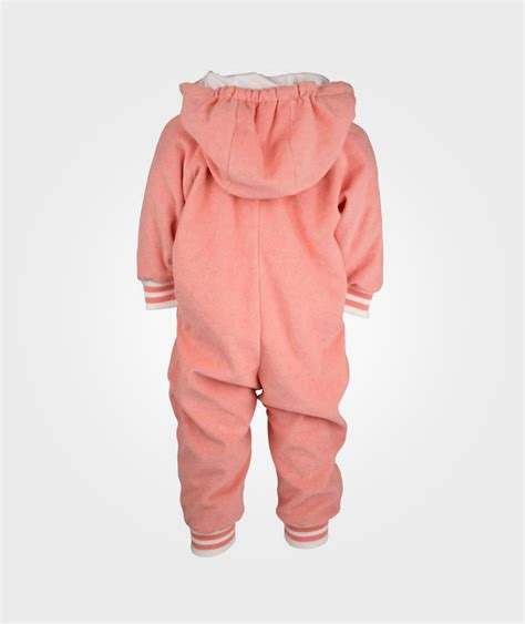 Sweater Baby Terry Premium Oke But Coffee Pink T0210 1 mini rodini terry baby overall pink babyshop