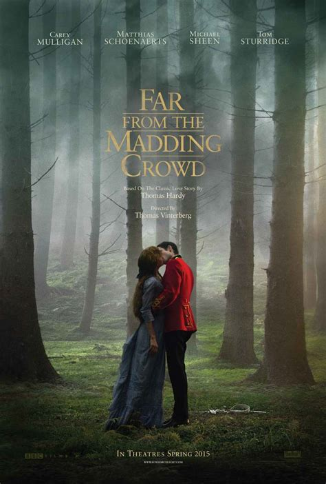 far from the madding second opinion far from the madding crowd 2015