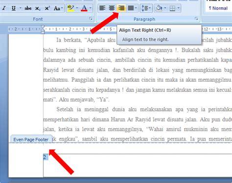 membuat beda halaman pada word fardian imam m membuat halaman beda pada microsoft word