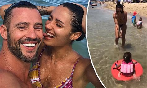 Smith Hints At Another Pregnancy by Kris Smith Drops Another Hint Boulazeris