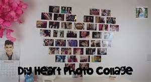 Heart photo collages photo collages and collage on pinterest