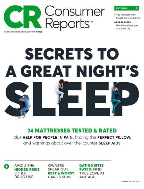Consumer Reports Search Consumer Reports Magazine Subscription