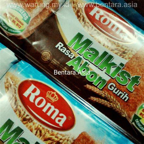 roma malkist abon  bag warung furniture