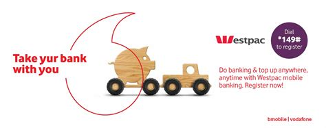 westpac mobile bmobile vodafone westpac mobile banking
