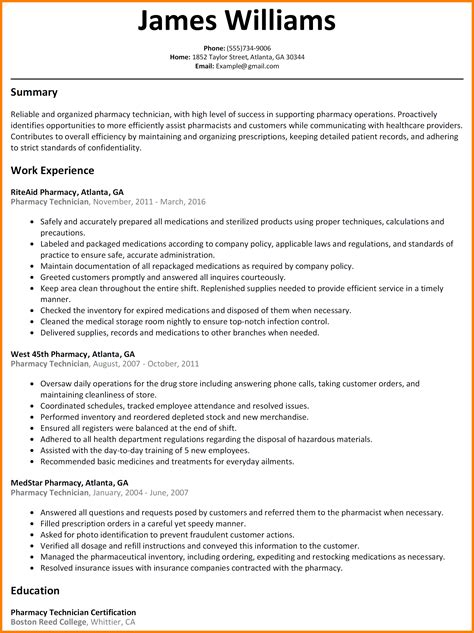 Mail Order Pharmacist Cover Letter by Mail Order Pharmacist Sle Resume Fast Food Worker Cover Letter Coupon Format