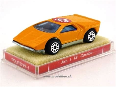 alfa romeo carabo politoys sportcars prototypen modellino ch die modellauto