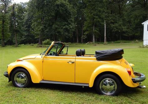 Convertible Volkswagen Bug by 1979 Volkswagen Karmann Beetle Convertible Vw Bug For Sale