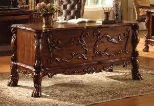 traditional furniture furniture gt office furniture gt executive desk gt cherry oak executive desk