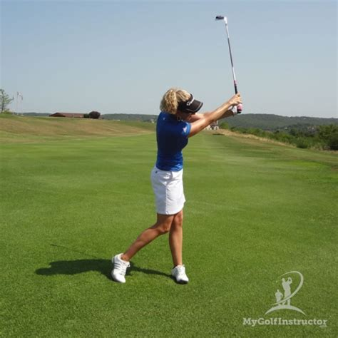 golf swing trajectory controlling trajectory how low can you go my golf