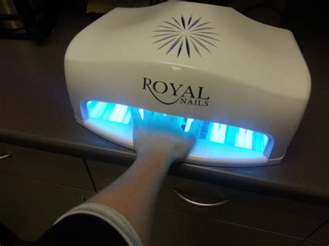 royal nails 54 watt uv l 54 watt lamp royal nails pro uv light gel acrilic nail
