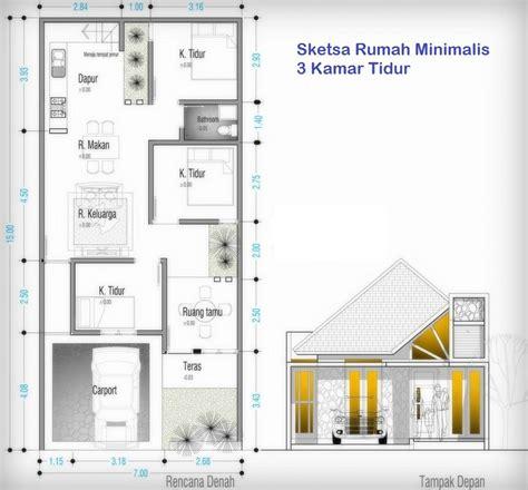 kumpulan desain rumah berkebun denah rumah ukuran 10 x 10 m 60 desain rumah minimalis ukuran 8x12 desain rumah