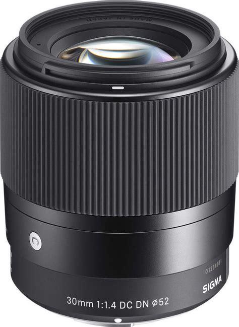 Sigma 30mm F 1 4 Dc Dn Contemporary Lensa Kamera For Sony E Sigma sigma sigma 30mm f 1 4 dc dn contemporary sony e