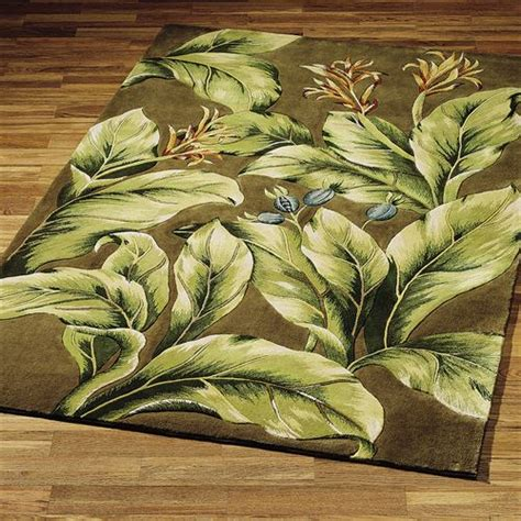 what are rugs tropical paradise area rugs