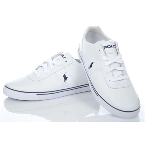 ralph shoes ralph shoes white hanford leather trainer ralph