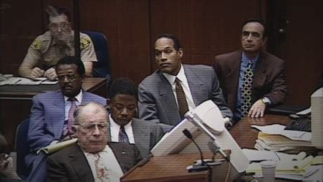 Drama Unfolds At Oj Hearing by Oj Trial Drama Of The Century Trailer Cnn