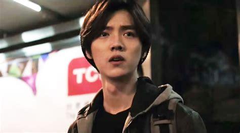 film yang dibintangi luhan exo bikin penasaran the witness luhan rilis teaser kedua
