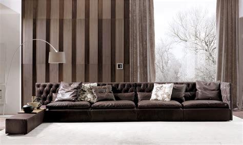 divani frigerio domino capitonne divano in pelle by frigerio poltrone e