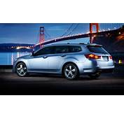 Heels On Wheels 2012 Acura TSX Sport Wagon Review
