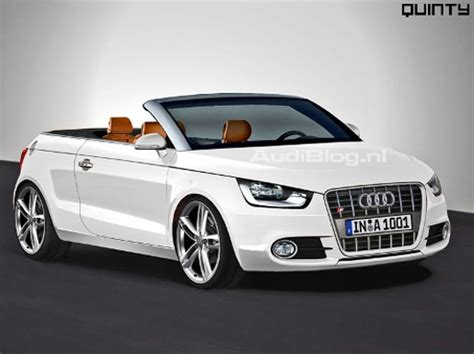 Audi Cabrio A1 by Preview Audi A1 Cabrio Groenlicht Be