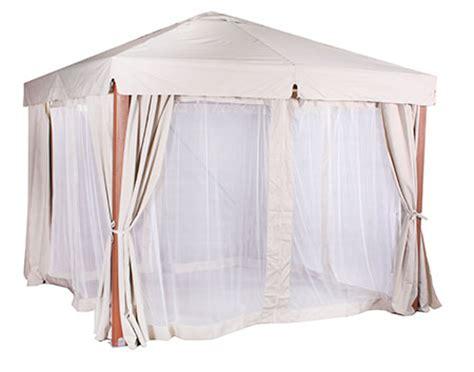 pavillon wetterfest 3x4 stunning pavillon de jardin avec moustiquaire ideas